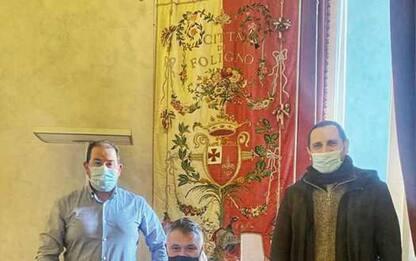 Foligno, Zuccarini riceve il consiglio Avis
