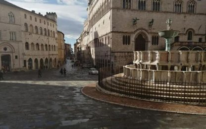 Prosegue lento calo contagi al Covid e positivi in Umbria