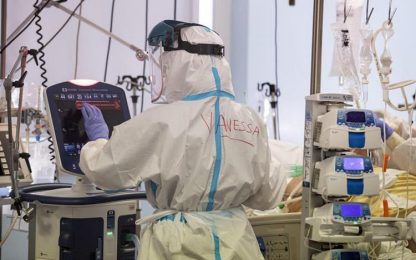 Assessore, terapie intensive Umbria sotto occupazione 30%