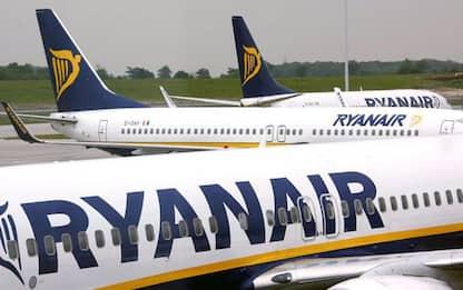 Da Ryanair 21 voli settimanali su aeroporto Perugia