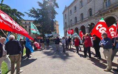 Mercoledì sciopero generale e manifestazione in piazza a Gubbio