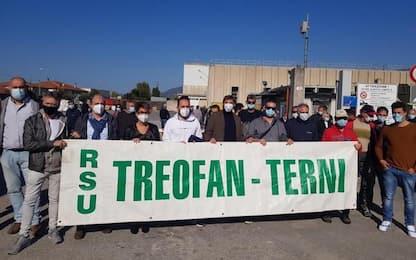 Cassa integrazione per reindustrializzazione per la Treofan