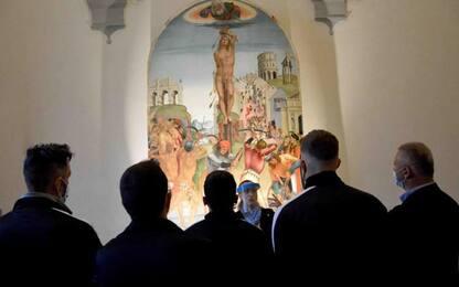 """Per """"premio partita"""" una visita alla Pinacoteca"""