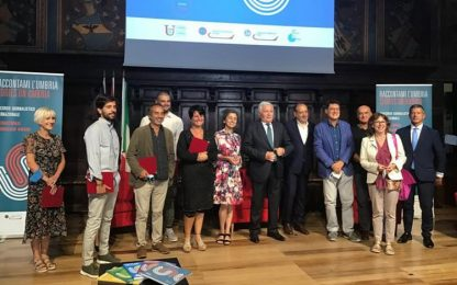 "Al via il Premio ""Raccontami l'Umbria - Stories on Umbria"""