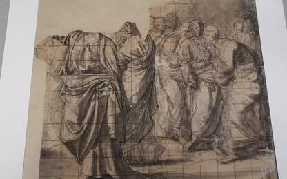 Accademia, restaurati quasi 3.000 antichi disegni