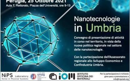 A Perugia un convegno sulle nanotecnologie