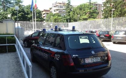 Maxi-sanzione carabinieri Terni per negozio di ortofrutta