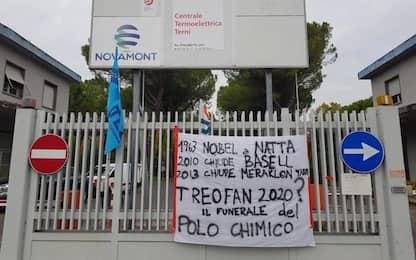 Trattative in corso per cessione stabilimento Treofan Terni