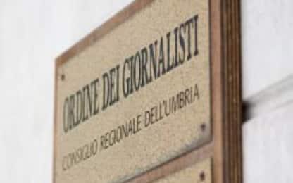 Ballottaggi per elezioni Consiglio Odg Umbria