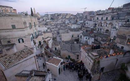 Fase 2: a Matera riaprono i siti delle chiese rupestri