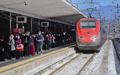 Il 14 giugno riparte il Frecciarossa Taranto-Potenza-Milano