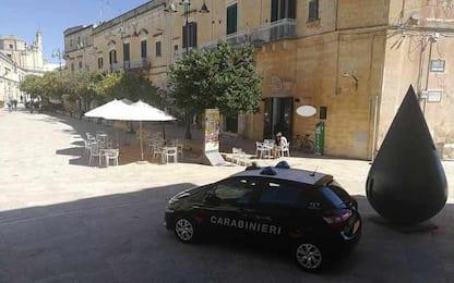Eroina e cocaina, un 52enne arrestato a Matera