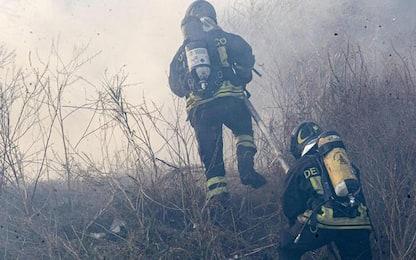 Nel Materano uomo trovato morto in uliveto dopo un incendio