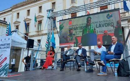 """Sindacati: """"Serve una risposta forte pure per la Basilicata"""""""