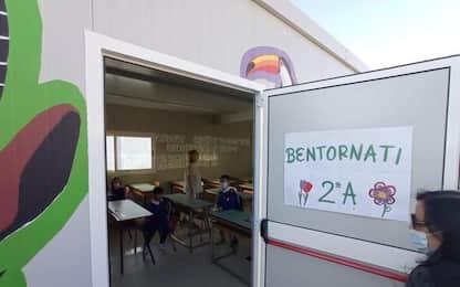 Scuola: in Basilicata aule ancora vuote in una decina comuni