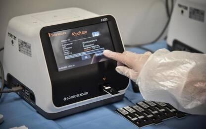 Coronavirus: in Basilicata 25 positivi su 830 tamponi