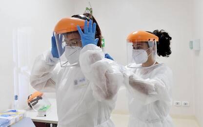 Coronavirus: 32 positivi in Basilicata su 883 tamponi