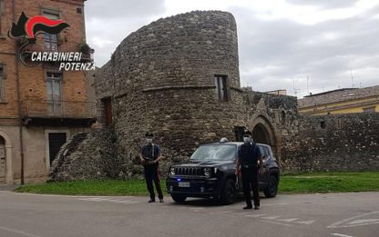 Controlli Carabinieri nel Potentino, 15 persone denunciate
