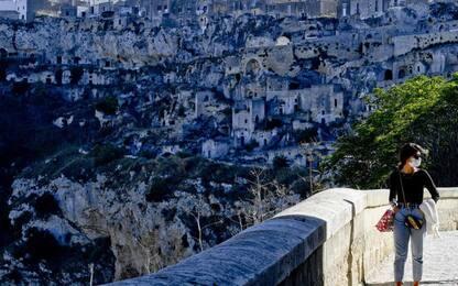Turismo: nel 2020 in Basilicata -50% di presenze