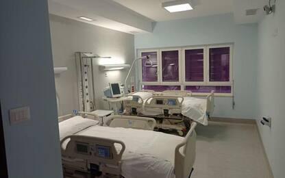 Covid: Agenas, dati ospedali Basilicata sotto soglia allerta