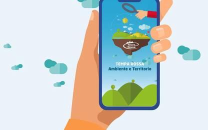 Tempa Rossa: Total, un'App per il monitoraggio ambientale
