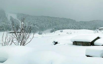 Maltempo: aria polare verso Italia, neve al Centro-Sud