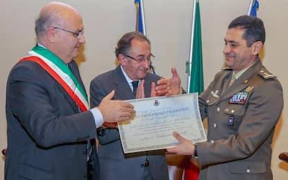 Covid: dal 2016 Figliuolo cittadino onorario di Potenza