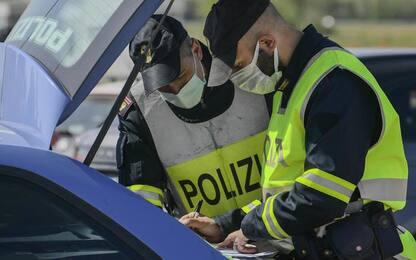 Covid: in un anno nel Potentino 54 mila controlli Polizia