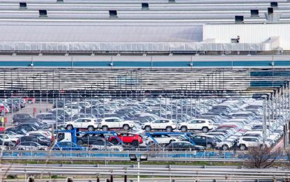 Auto: Stellantis, +140,9% vendite in Europa a marzo