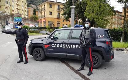 Rubano computer, due giovani arrestati a Lauria