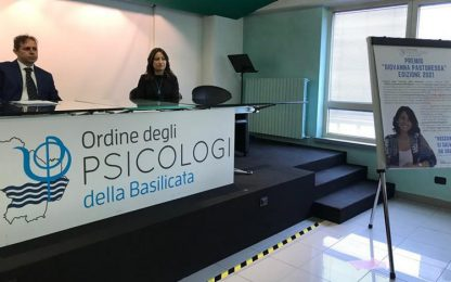 Premi: Ordine Psicologi, prima edizione del 'Pastoressa'