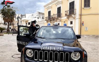 Cede droga e tenta estorsione: arrestato a Montescaglioso