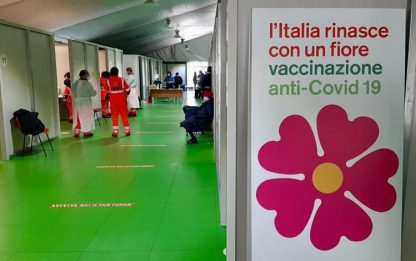 Vaccini: in Basilicata dal 17 maggio prenotazioni over 40