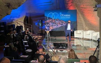 Digitale: EY a Matera, vincere partita dati sfida per Paese