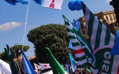 Sindacati: Cisl Basilicata, a Roma grande festa del lavoro