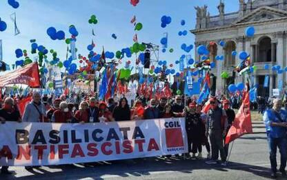 Sindacati: Cgil Basilicata, giornata storica per democrazia