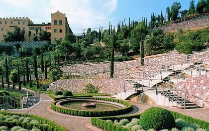 Fase 2: riaprono i Giardini di Castel Trauttmansdorff