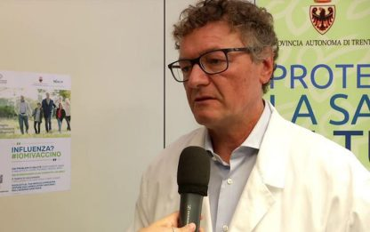 Coronavirus: in Trentino tra i 1.000 ed i 1.500 asintomatici