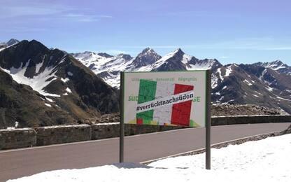 Schützen 'spostano' confine italiano a sud
