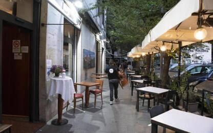 """Fase 2: ristoranti e bar, """"riapertura difficile per l'80%"""""""