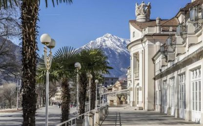 Positiva dopo attraversata Alpi, controlli a Merano