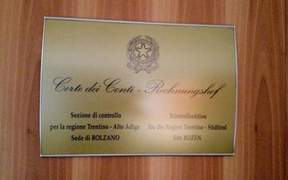 Alto Adige: Kompatscher, infondate polemiche su Corte conti