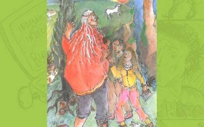 L'indiano ed il bambino, una fiaba di Francesco Comina