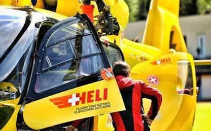 Ultraleggero precipitato a Bressanone, grave pilota