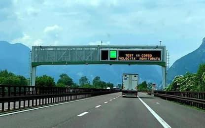 A22: dopo lockdown traffico cala del 30% sull'intera tratta