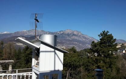 Aria: in Trentino alta concentrazione di ozono