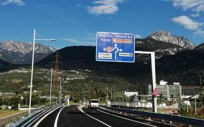 Strade: aperto primo tratto Passo S. Giovanni-Cretaccio