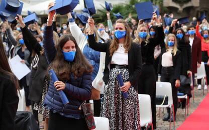 Unibz: cerimonia per 150 neolaureati a Bressanone