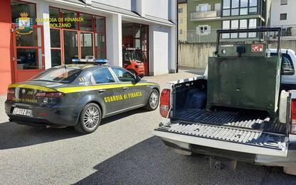 Denunciato per contrabbando di gasolio