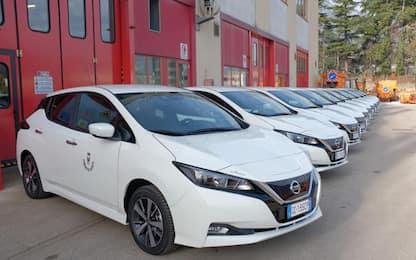 Comune Trento, acquistate 10 auto elettriche